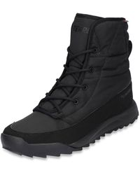 adidas Terrex Choleah Padded CP, Botas de Senderismo para Mujer, (Negbas/Negbas/Gricin), 38 EU - Negro