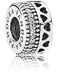 PANDORA - 925 Sterling Silver Silver - Lyst