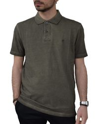 Timberland Polo pour Vert TB0A2376A58 - Multicolore
