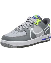 Nike Air Force 1 React - Grau