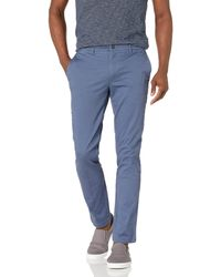Goodthreads Skinny-Fit Washed Chino Jeans - Blu