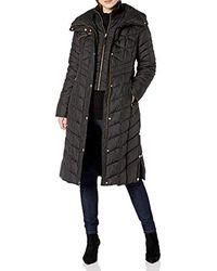 Marc New York Melina Matte Down Jacket - Black
