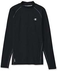 Champion - Cold Weather Long Sleeve Mock Neck Tee - Lyst