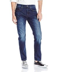 G-Star RAW Stean Tapered Jeans para Hombre - Azul