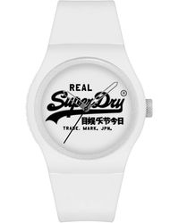 Superdry Casual Watch Syg280wb - White