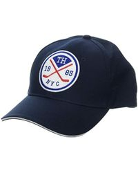 Tommy Hilfiger - Graphic Badge Cap, Gorra de béisbol Hombre, Azul (Tommy Navy 413), Talla única (Talla del Fabricante: OS) - Lyst