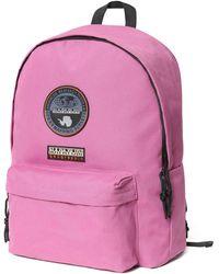 Napapijri Voyage El Backpack 0 Cm - Pink