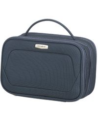Samsonite Spark Sng Toiletry Bag - Blue