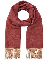 Dorothy Perkins - Double Sided Scarf, Beige (beige 547), One Size (size:one) - Lyst