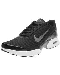 Nike Leather Air Max Jewell in Black White (Black) for Men