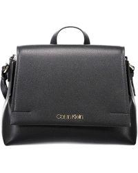 Calvin Klein Borsa Donna a o Con Tracolla | | K60K605029001-Black - Schwarz