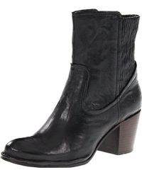 Frye - Lucinda Scrunch Short Boot - Lyst