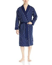 Original Penguin - Woven And French Terry Robe - Lyst