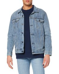 Levi's The The Trucker Jacket - Blue