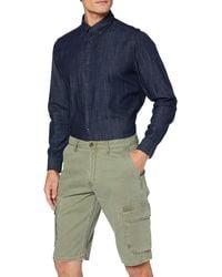 Wrangler Cargo Short Pantaloncini - Verde