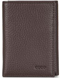 Ecco Sune Trifold Wallet - Brown