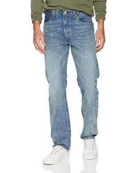 Levi's Jean denim classique pour hommes à coupe - Bleu