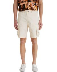 Desigual Tiger Casual Trousers - White