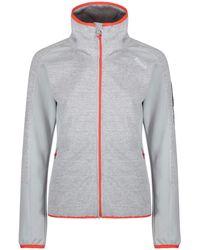 Regatta Laney Iv Jacket Grey/orange Size 20   46 2018 Winter Jacket