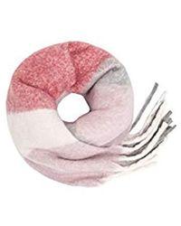 Esprit Bufanda para Mujer - Rosa