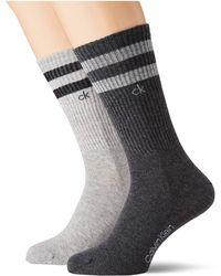 Calvin Klein - Casual Crew-Socken Von für Herren Calcetines - Lyst