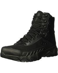 Under Armour Valsetz 2.0 Boating Shoes - Black