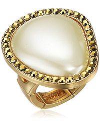 T Tahari - Ring, Size 7-9 - Lyst