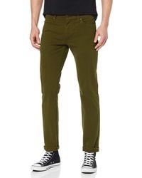 Levi's 511 Slim Fit – Jeans pour hommes à coupe ajustée avec stretch - Vert