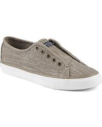 Sperry Top-Sider - Seacoast Ripstop Fashion Sneaker - Lyst