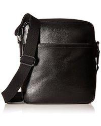Ted Baker - Flycor Leather Flight Bag - Lyst