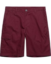Columbia Red Bluff Cargo Short, Breathable, Upf 50 Sun Protection