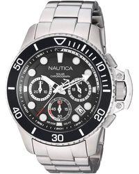 Nautica Orologio cronografo uomo Bayside trendy cod. NAPBSC906 - Multicolore
