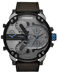 DIESEL Horloge DZ7420 - Noir