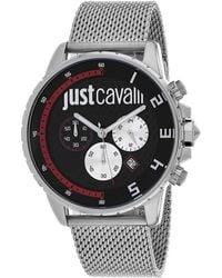 Just Cavalli Orologio Elegante JC1G063M0265 - Metallizzato
