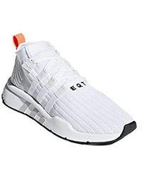 adidas Equipment Support Adv, Sneaker Basses - Blanc