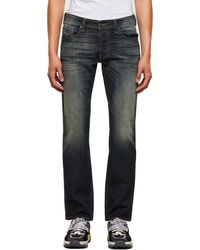 DIESEL Larkee-x L.32 Pantaloni Jeans - Blue