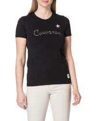 Converse - 10005616-A01_S T-Shirt - Lyst