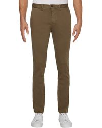 Tommy Hilfiger Bleecker Th Flex Chino Satin Gmd Pantalon - Multicolore