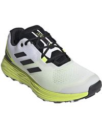 adidas Terrex Two Flow Trail Running Shoe - Multicolore