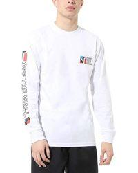 Vans - Dimensions Longsleeve T-shirt - Lyst
