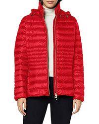 Geox W Jaysen B Coat - Red