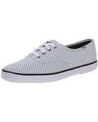 Keds - Champion Micro Dot Fashion Sneaker - Lyst