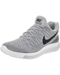 7823bc76425a Nike -  s W Lunarepic Low Flyknit 2 Trail Running Shoes - Lyst