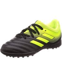 adidas Copa 19.3 Tf J Football Boots - Yellow