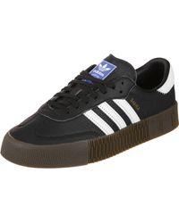 adidas Chaussure SAMBAROSE - Noir
