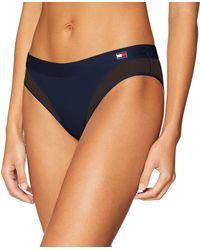 Tommy Hilfiger Bikini Braguita - Azul