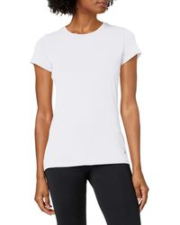 CARE OF by PUMA Short Sleeve Active T-shirt - White