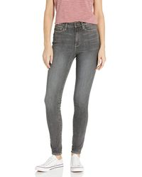 Goodthreads High-Rise Skinny Jeans - Gris
