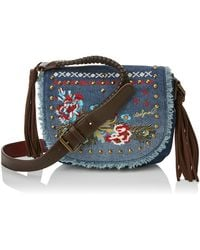 Desigual Bols_varsovia Jade. 5006. U Cross Body Handbag - Multicolour