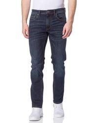 S.oliver Straight Jeans - Blau